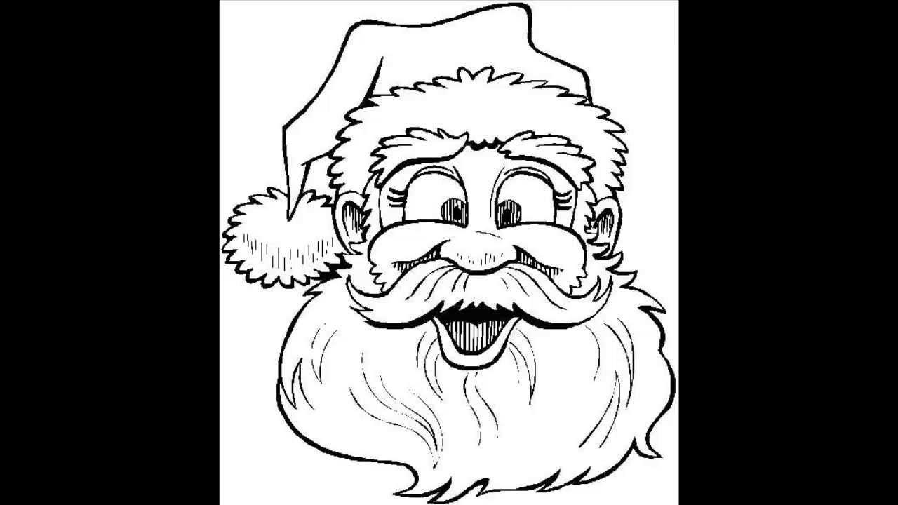 desenhos de natal para colorir e imprimir youtube