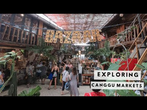 Love Anchor Market Canggu and Local Food Markets | BEST Markets in Canggu