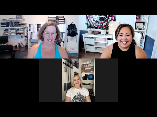 Old Ladies Lift Chat: Episode 5 with Linda Franklin