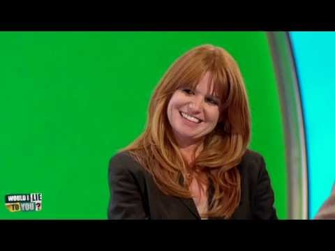 Did  Patsy Palmer get Wellard, the dog, drunk? - Would I Lie to You? [HD]