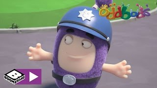 Oddbod Polizei | Oddbods | Cartoon Network