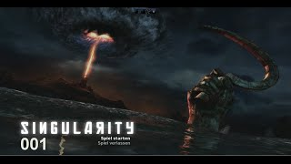"Let´s Play - Singularity Folge 1 ""Absturz auf Katorga 12"" [German 