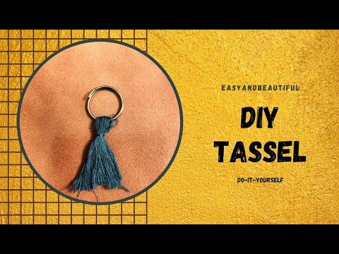 Diy Tassel   Sivani Praveenkumar Nair   Fun Never Ends with Sivani  