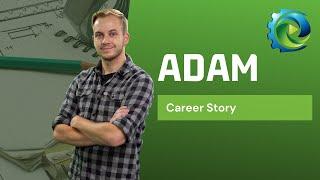 Meet Adam, an Optics Technician | Manufacturing Career Videos