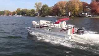 2014 Apex Qwest LS 818 XRE Cruise DF60AV Thumbnail