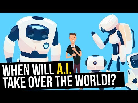 How Artificial Intelligence Will TAKE OVER The World