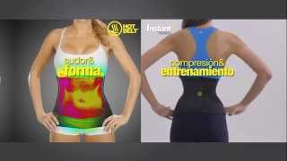 Hot Shapers Hot Belt With Instatraining (Spanish)