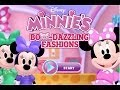 Minnies Bow-Dazzling Fahions - Minnie Mouse Games