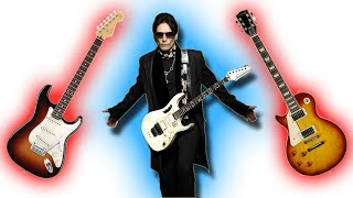 Steve Vai: What I Like & Dislike About Strats & Les Paul Guitars! Video