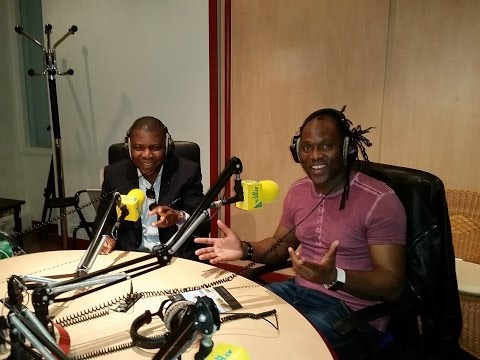 Bryan LAMBO Radio Africa N°1