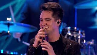 Panic! At The Disco - High Hopes Live In (iHeartRadio Music Festival 2018) (Best Quality)