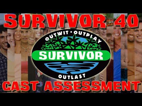 Survivor 40 - Cast Assessment