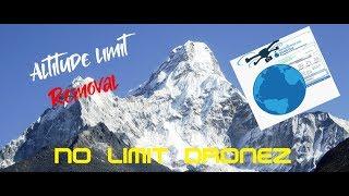 Download No limit dronez altitude limit tutorial on DJI