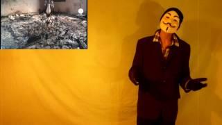 "Anonymous France ► L'Education Nationale / Attentat Film ""L'innocence de l'Islam"""