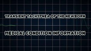 Case 98 Transient tachypnoea of the newborn TTN ,how to differentiate TTN from pneumonia  ,MAS.