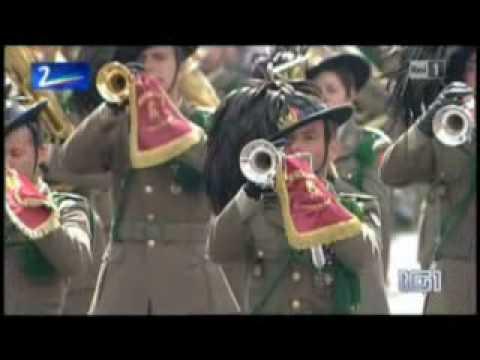 Festa della Repubblica - 2 Giugno 2010 Parata Militare - PARTE 7 di 14