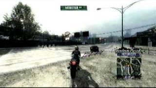 Killing a Car w/ a Bike (Burnout Paradise Glitch?)