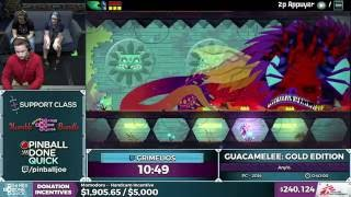 Guacamelee: Gold Edition by Grimelios in 37:29 - SGDQ 2016 - Part 58