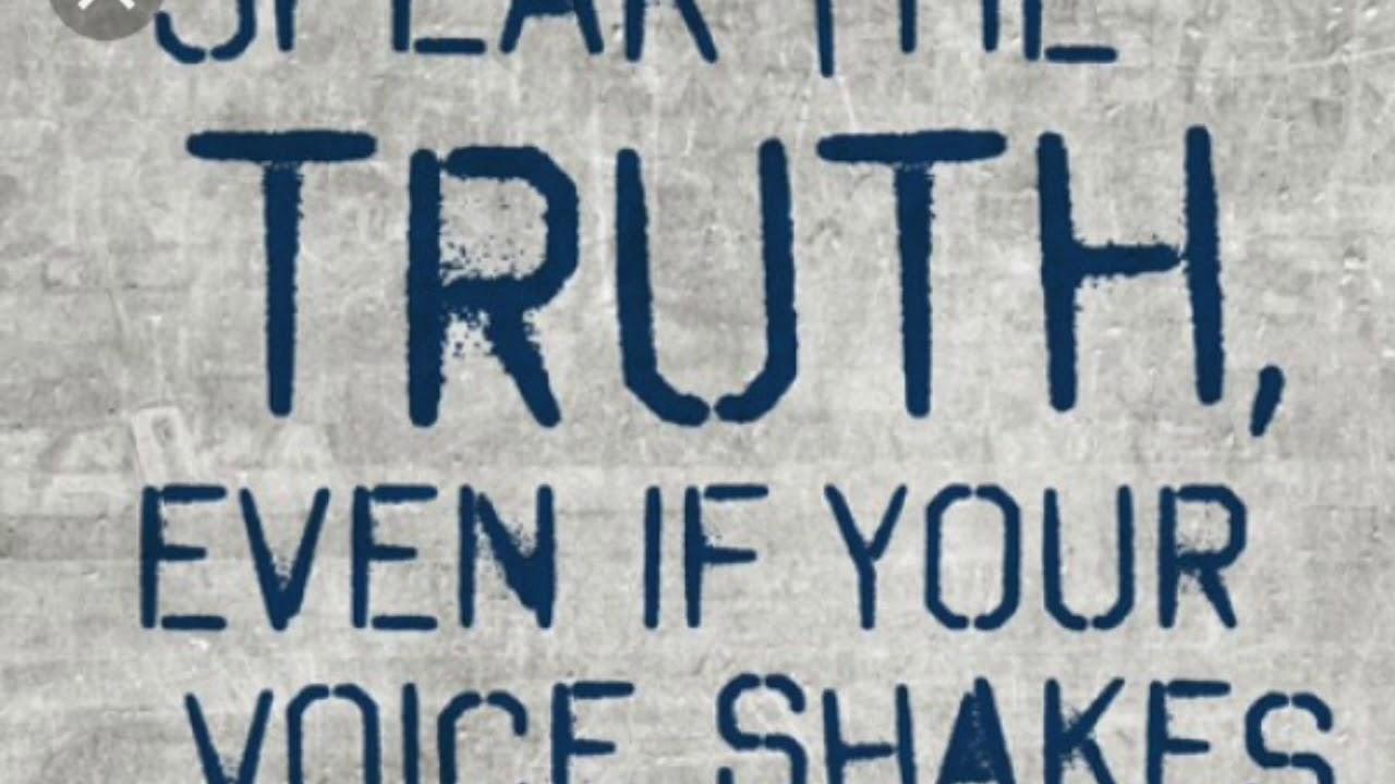 render your voice speak your truth