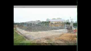 Строительство из керамзитобетонных блоков.(До начала строительства на участке производятся инженерно-геологические изыскания грунтов, gосле этого..., 2015-01-27T09:06:28.000Z)