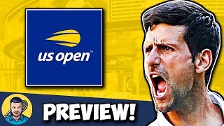 US Open 2019 | Draw Preview | Tennis Talk