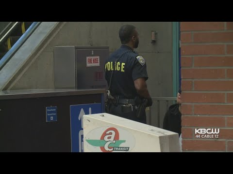 BART Increases Police Staffing To Curb Violent Incidents On Transit System