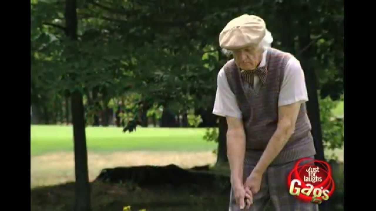 Epic Old Man: Frozen Golf