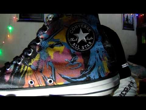 Unboxing - Converse CT X Andy Warhol