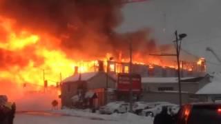 Fire Kingston December 17 2013