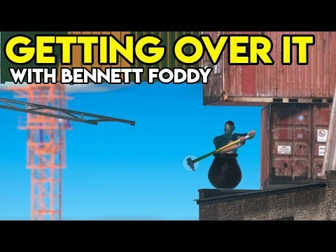 A NEW RULE. A NEW TECHNIQUE. | Getting Over It With Bennett Foddy Gameplay / Let's Play #12