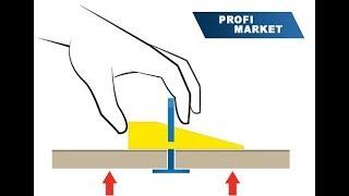 Инструкция применения системы выравнивания плитки