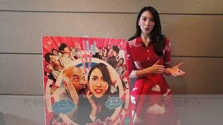 2月24日(土)公開の映画『レオン』で主演を務める知英さんにインタビュ...