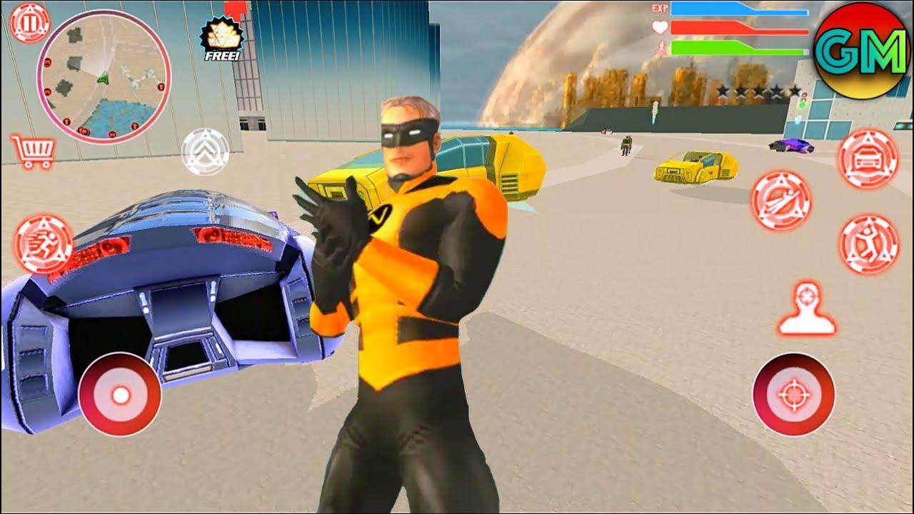 Superheroes City #10 New Game Naxeex Superhero Unlock | by Naxeex LLC |  Android GamePlay FHD