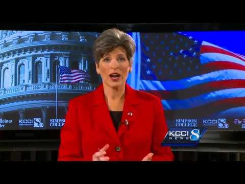 Iowa U.S. Senate Debate