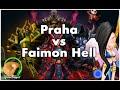 SUMMONERS WAR : Praha (Water Oracle) Solo Faimon Volcano Hell