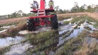 SWAMP BUGGY BUILD PART 2 600+ HP 550ci engine