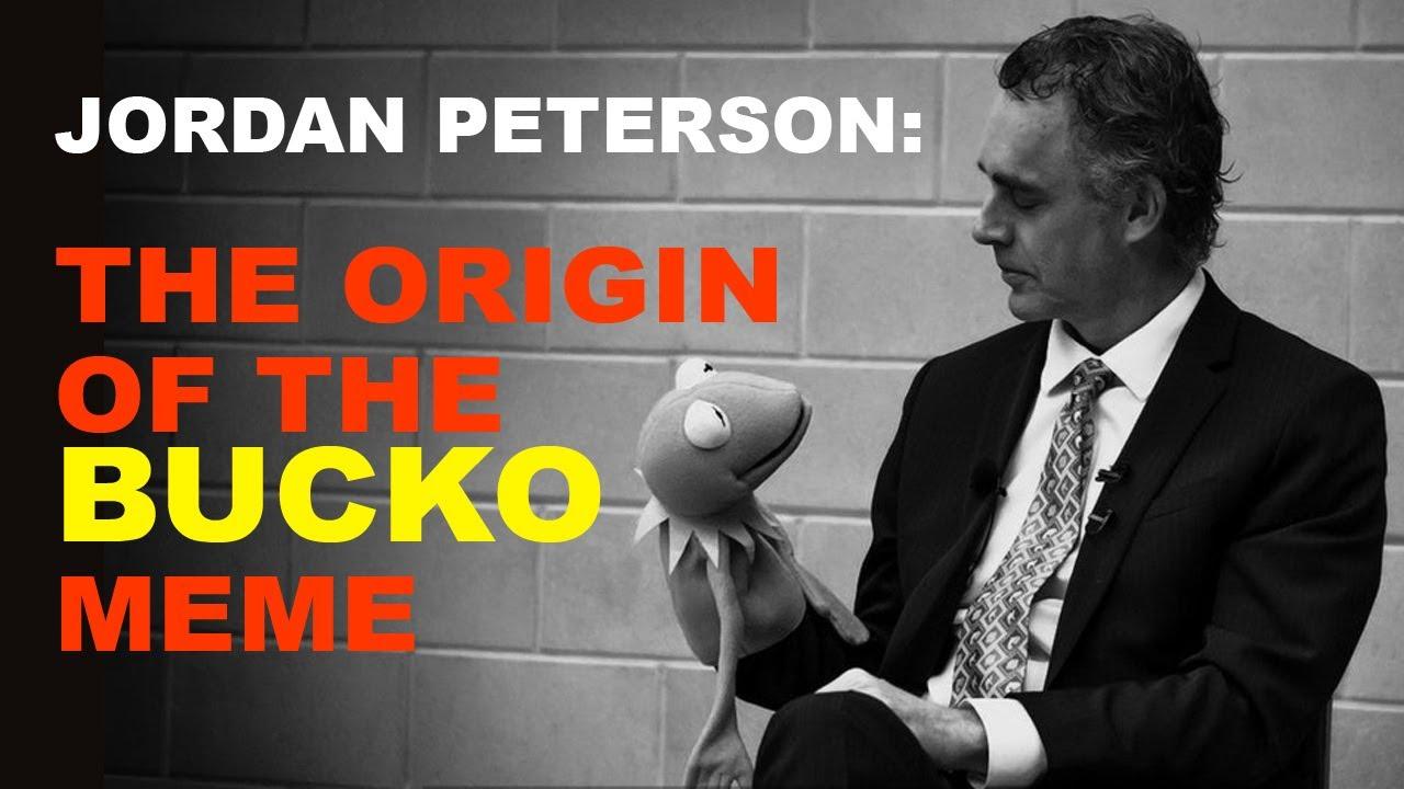 Prof Jordan Peterson Meme
