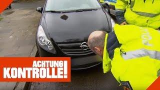 Unfall beim Parken: Liegt hier Fahrerflucht vor? | Achtung Kontrolle | kabel eins