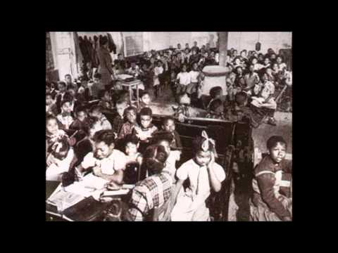 End of School Segregation in USA