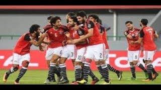 مباراة مصر وسوازيلاند بث مباشر تصفيات كأس أمم أفريقيا 2019