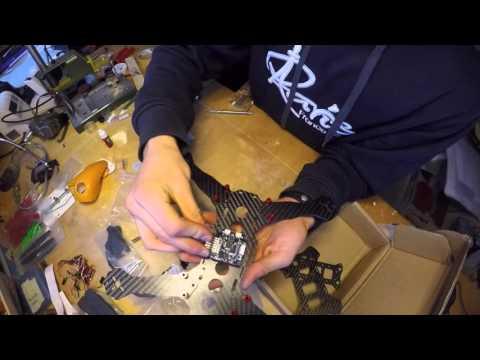 Часть 1 - Строим Robocat 270мм /Part 1 - Build of Robocat 270mm