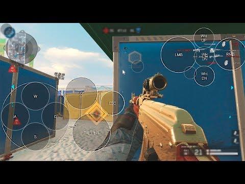 Играю в Warface на Android как поиграть Gta 5 и другие игры