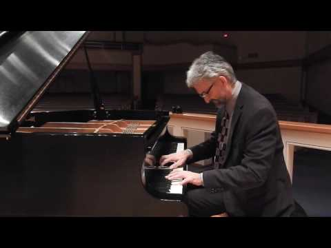 Gregory Knight - Audition Video - 2016 Cliburn International Competition for Outstanding Amateurs