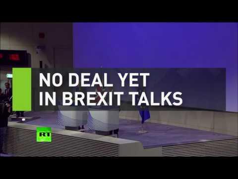 UK & EU fail to reach Brexit agreement