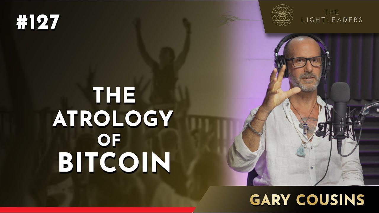 #127 - The Astrology of Bitcoin - Gary Cousins