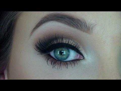 Birthday Smokey Eye Makeup