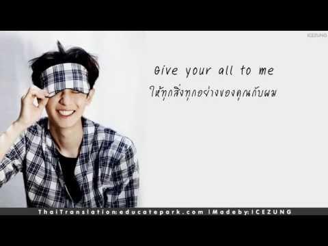 || THAISUB - LYRICS || All of Me - Park Chanyeol (Audio)