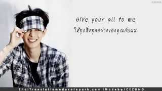 Video || THAISUB - LYRICS || All of Me - Park Chanyeol (Audio) download MP3, 3GP, MP4, WEBM, AVI, FLV Juli 2018