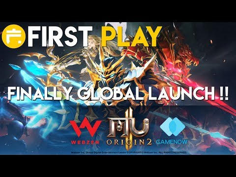 LIVE STREAMING MU ORIGIN 2 ANDROID GAMEPLAY INDONESIA! GLOBAL LAUNCH