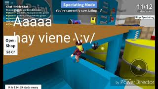 UwU a partisan in roblox of the Hidden AwA